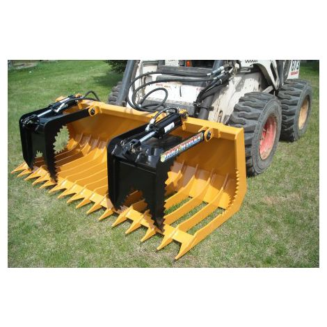 "Grapple Bucket - 84"" Extreme Duty"