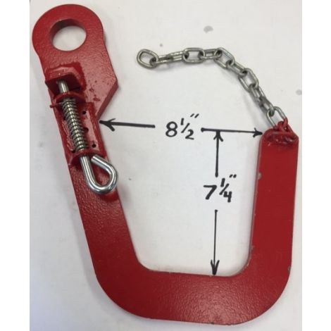 Boom - Quick Release Hook with Clevis