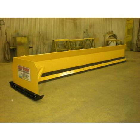 Snow Pusher Loader - 18ft Low Profile