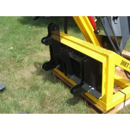 3-Point Hitch Adapter Kit for Tractors | Quality Welding ...