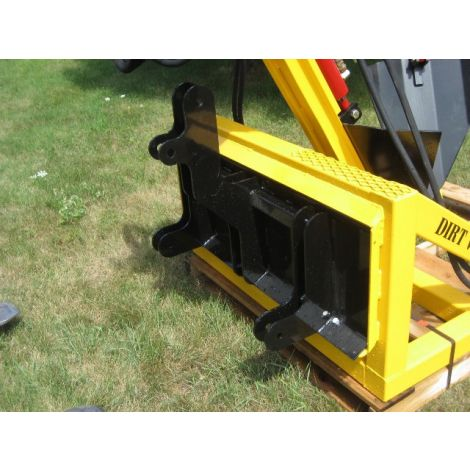 Tree Spade - 3-Point Hitch Adapter Kit for Tractors