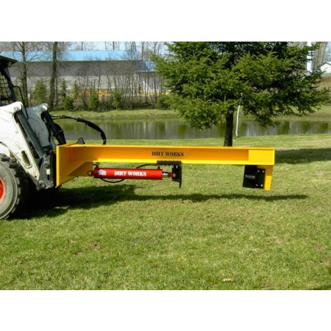 Log Splitter 30 Ton - 180° with 4-Way Wedge