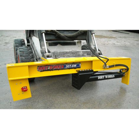 Log Splitter 30 Ton Sideways