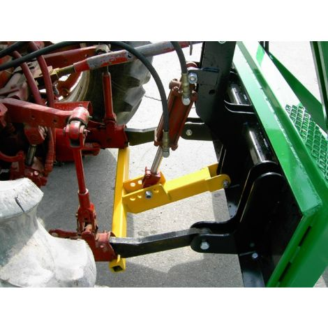 Tree Spade - 3-Point Down Pressure Hydraulic System
