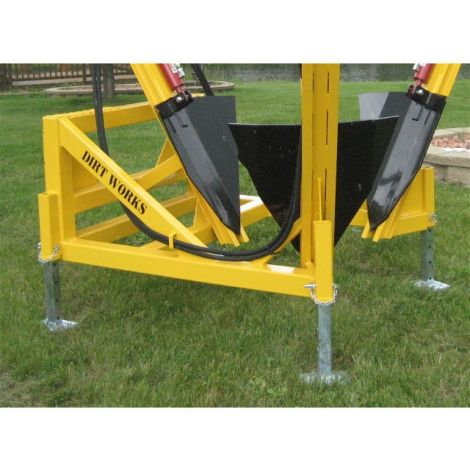 Tree Spade - Adjustable Drop Legs (4)